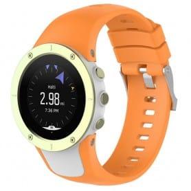 Sport Armband till Suunto Spartan Trainer Wrist HR - Orange