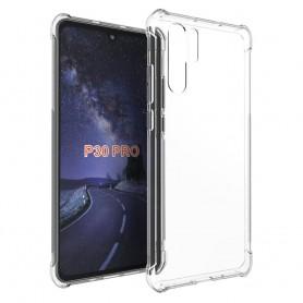 Shockproof silikon skal Huawei P30 PRO mobilskal skydd caseonline