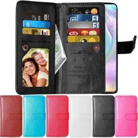 DoubleFlip Wallet Case 9-card Huawei P30 (ELE-L29)