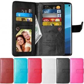 Dubbelflip Flexi 9-kort Samsung Galaxy S10 (SM-G973F)