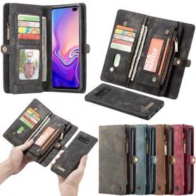 Multiplånbok 11 kort Samsung Galaxy S10 Plus (SM-G975F)