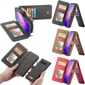 Multiplånbok 14 kort Samsung Galaxy S10 (SM-G973F)