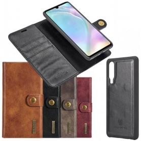 Mobilplånbok 2i1 Magnetisk DG Ming Huawei P30 mobilskal caseonline