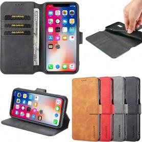 DG-Ming mobilplånbok 3-kort Apple iPhone X / XS