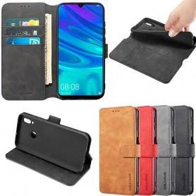 DG-Ming mobilplånbok 3-kort Huawei P Smart 2019 (POT-LX1)