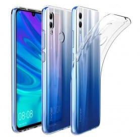 Silikon skal Transparent Huawei P Smart 2019 (POT-LX1) mobilskal skydd caseonline