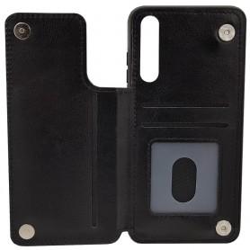 Mobilskal Business 3-kort Huawei P20 Pro (CLT-L29)mobilfodral skal skydd läder caseonline
