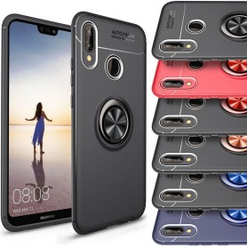 Slim Ring Case Huawei P30 Lite (MAR-LX1)