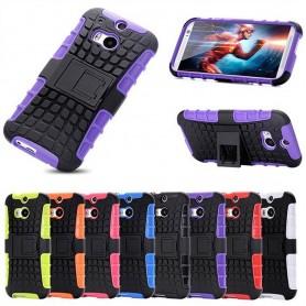 Kickstand Armor Case HTC M8