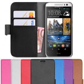 Mobilplånbok 2-kort HTC Desire 616