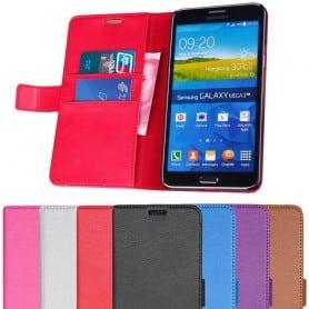 Mobilplånbok Galaxy Mega 2 mobilskal