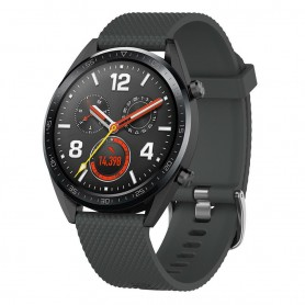 Sport Armband Huawei Watch GT/Magic/TicWatch Pro - Svart
