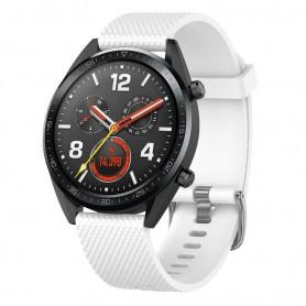 Sport Armband Huawei Watch GT/Magic/TicWatch Pro - Vit
