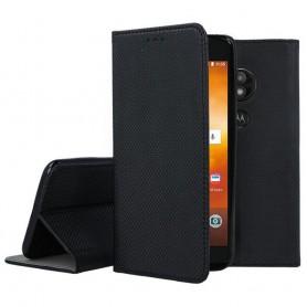 Moozy Smart Magnet FlipCase Motorola Moto E5 Play (XT1921)