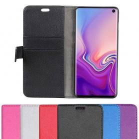 Mobilplånbok 2-kort Samsung Galaxy S10E (SM-G970F) mobilskal fodral väska caseonline