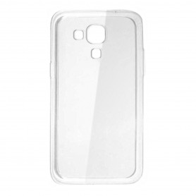 Galaxy S5 Mini silicone case transparent