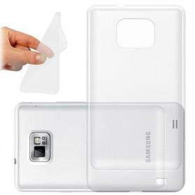 Galaxy S2 / S2 Plus Silikon Transparent
