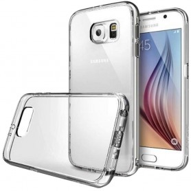 Galaxy S6 silicone shell transparent