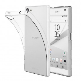 Sony Xperia Z5 Compact Silikon Transparent