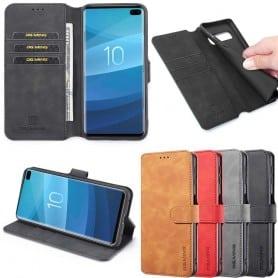 DG-Ming mobilplånbok 3-kort Samsung Galaxy S10 Plus (SM-G975F)