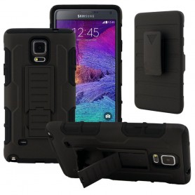 Shock-proof shell with Holster Galaxy Note 3