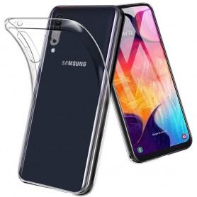 Silikon skal transparent Samsung Galaxy A50 (SM-A505F)