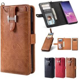 Multiplånbok 3i1 9-kort Samsung Galaxy S10 (SM-G973F)