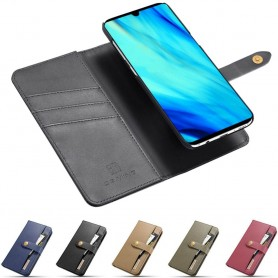 Mobilplånbok Lammskinn 2i1 Huawei P30 (ELE-L29)