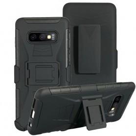 Stötsäkert skal med hölster Samsung Galaxy S10E (SM-G970F)