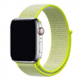Apple Watch 42mm Nylon Armband - Flash Light