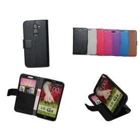 Mobilplånbok 2-kort LG G2...