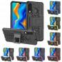 Stöttåligt skal med ställ Huawei P30 Lite (MAR-LX1) mobilskal skydd silikonskal caseonline
