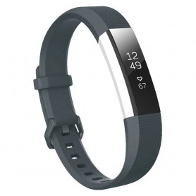 Sport Armband till Fitbit Alta HR - Stone Grey