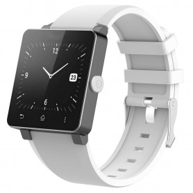 Sport Armband till Sony SmartWatch 2 SW2 - Vit