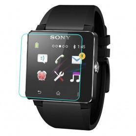 Displayskydd härdat glas Sony SmartWatch 2 SW2