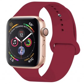 Apple Watch 4 (44mm) Sport Armband - Rose Red
