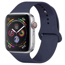 Apple Watch 4 (44mm) Sport Armband - Midnight Blue