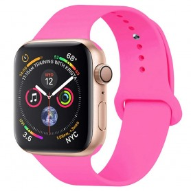 Apple Watch 4 (44mm) Sport Armband - Barbie Pink
