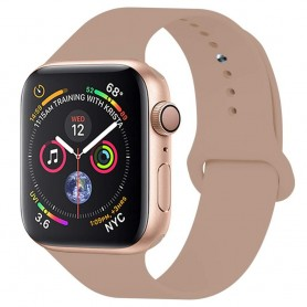 Apple Watch 4 (44mm) Sport Armband - Walnut