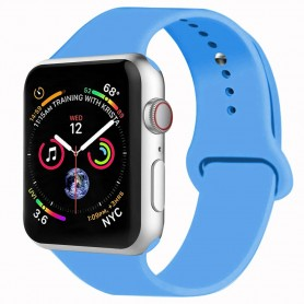 Apple Watch 4 (44mm) Sport Armband - Blå