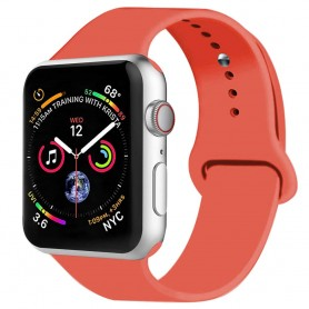 Apple Watch 4 (44mm) Sport Armband - Apricot