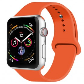 Apple Watch 4 (44mm) Sport Armband - Orange