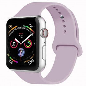 Apple Watch 4 (44mm) Sport Armband - Lavender
