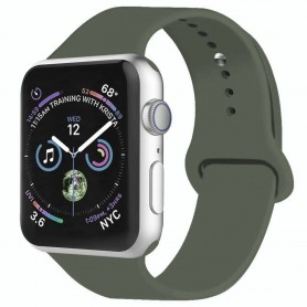 Apple Watch 4 (44mm) Sport Armband - Dark Olive