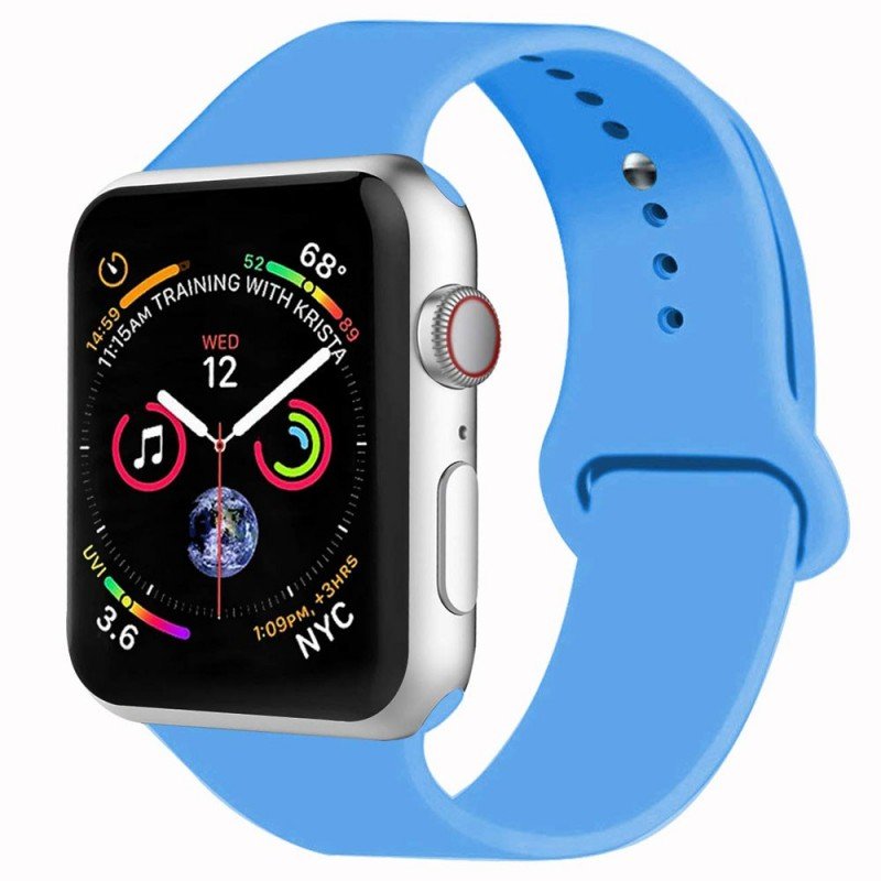 Apple Watch 4 (40mm) Sport Armband - Blå