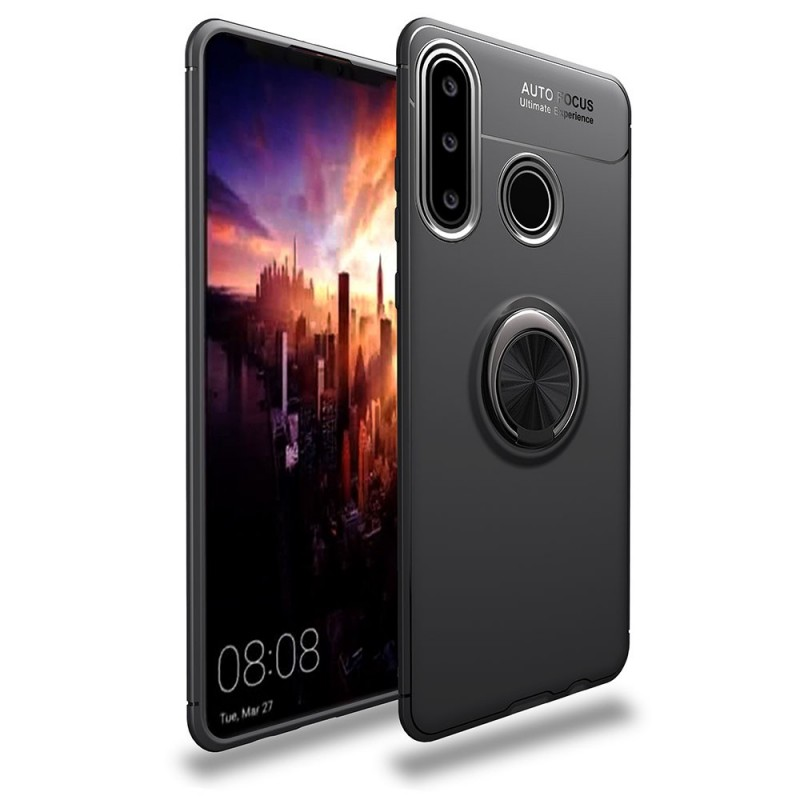 Slim Ring Case Huawei P30 Lite (MAR-LX1) mobilskal caseonline magnetiskt bilhållare