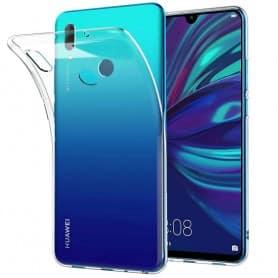 Silikon skal transparent Huawei Y7 2019 (DUB-LX1)