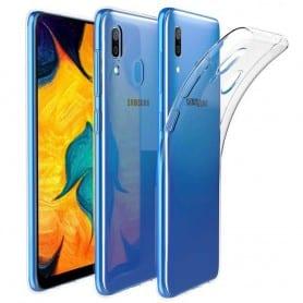 Silikon skal transparent Samsung Galaxy A20e (SM-A202F)