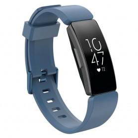 Sport Armband till FITBIT Inspire / Inspire HR - Ljusblå