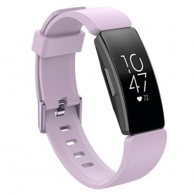 Sport Armband till FITBIT Inspire / Inspire HR - Ljuslila
